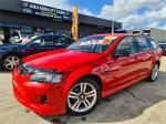 2010 HOLDEN COMMODORE 4D SPORTWAGON SV6 VE II